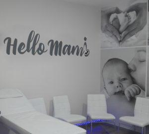 Sala ecos 3 Hello Mami 5D Ecografía 5D - 4D Ecos 5D en Parla e Illescas Parla España