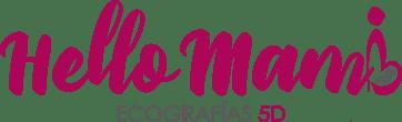 Hello Mami 5D Retina Logo