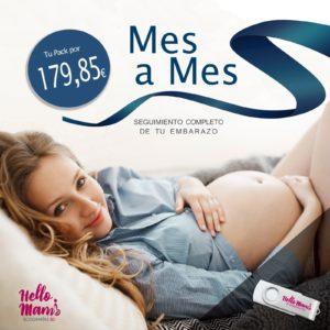 Pack Mes a Mes - Hello Mami ecografías 5D